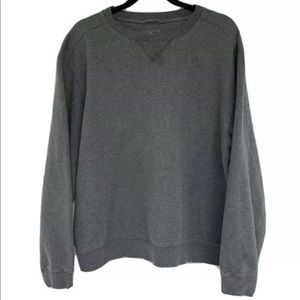 LL Bean Sweatshirt Pullover Crew Neck Long Sleeve